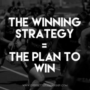 The Winning Strategy
