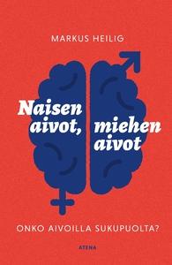 Naisen aivot, miehen aivot -kansi
