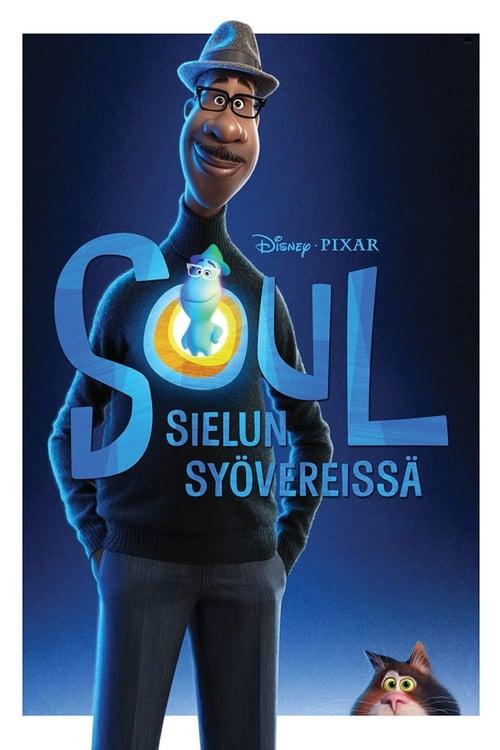 Soul, Sielun syövereissä, juliste